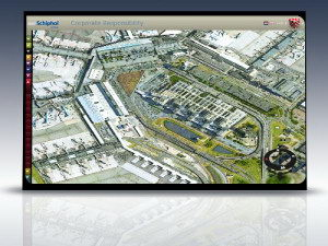 Schiphol Corporate Responsibility 3D